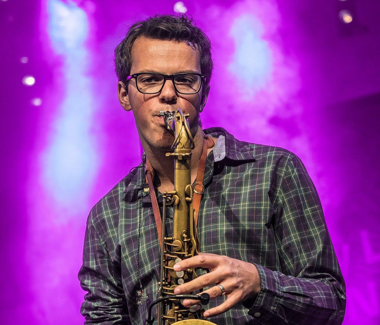 David • Saxophon